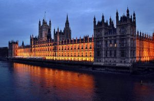 UK Parliament - where NHS policy is decided