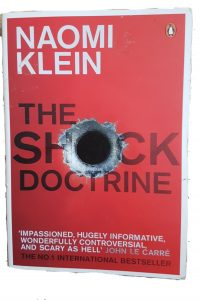 Cover of the Shock Doctrine